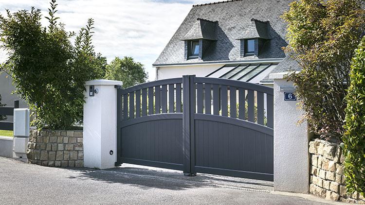 Portail et Clôture Aluminium et PVC